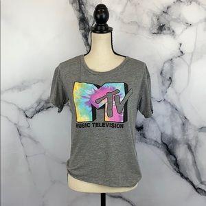 MTV graphic short sleeve t shirt size Medium